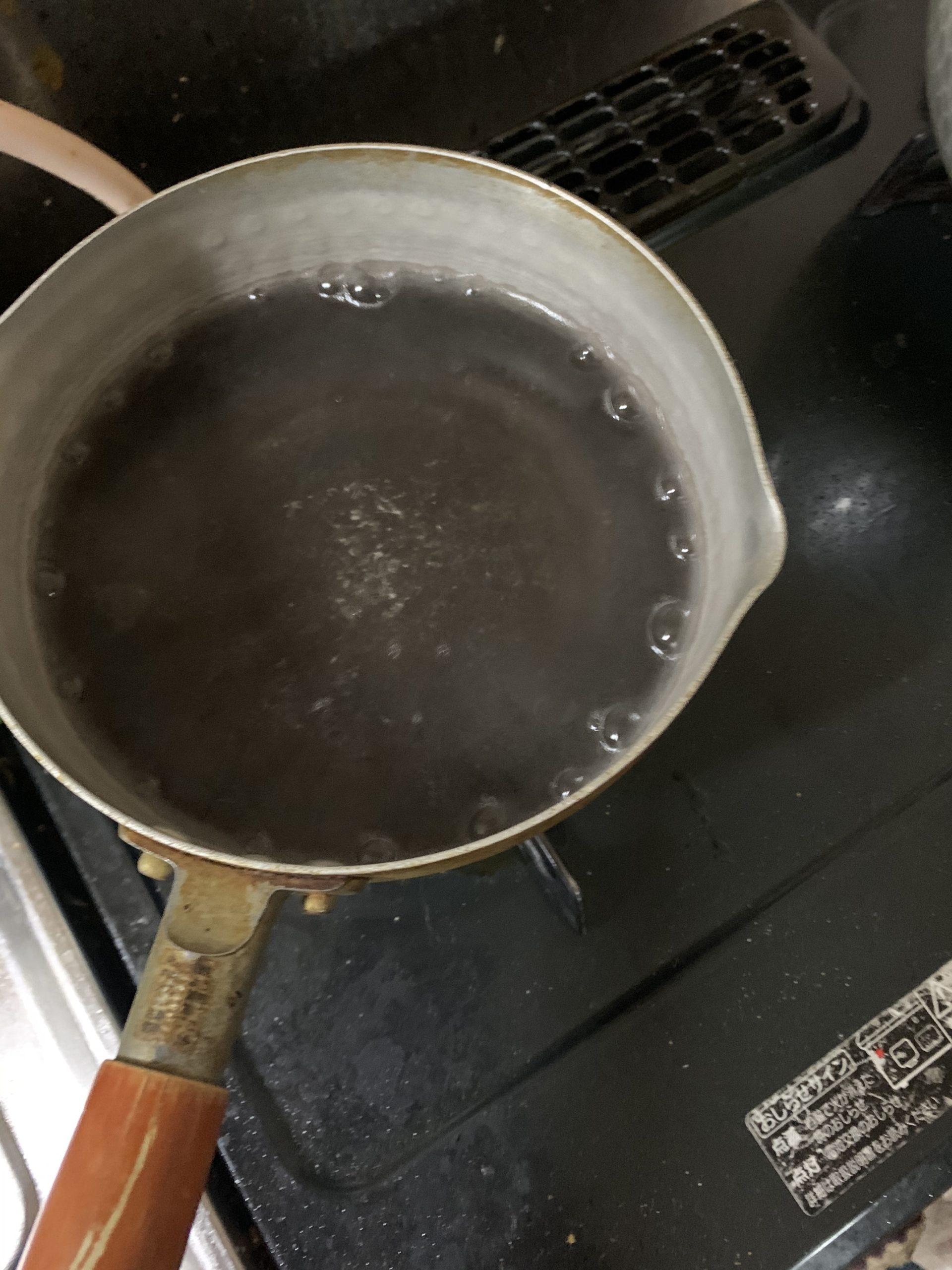 インスタント麺を作るにはお湯は欠かせない