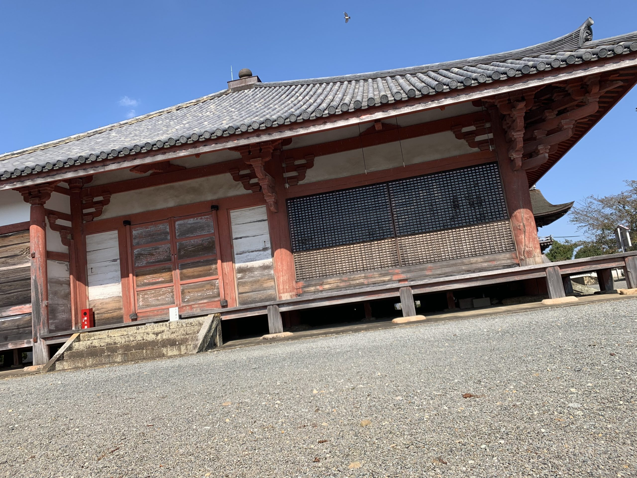 そうだ!これが待ち望んでいた浄土寺の浄土堂だ